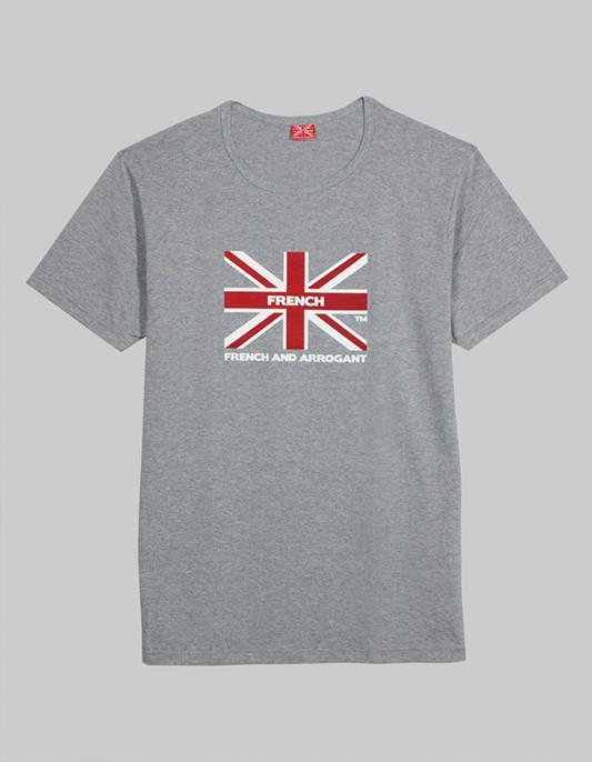 Tee-shirt GB GRIS